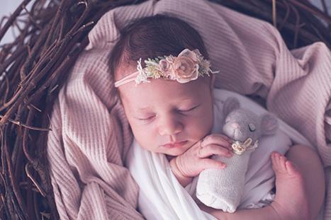 Newborn Photographer Helensburgh