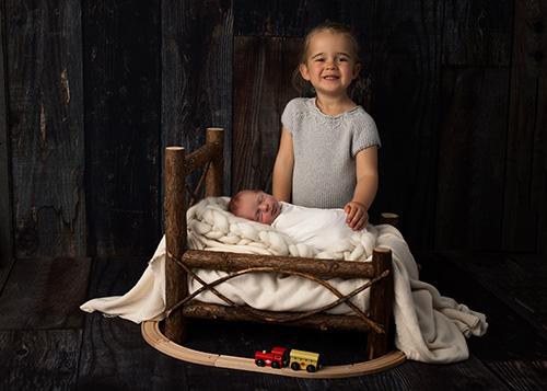 Engadine Newborn Photographer
