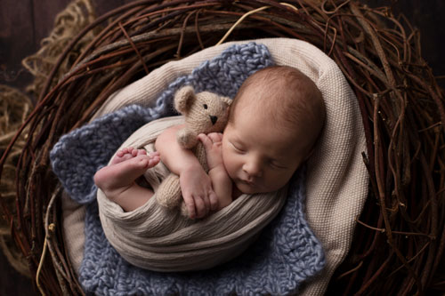 Newborn Session Booking